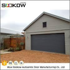 winsome see through roller shutter doors