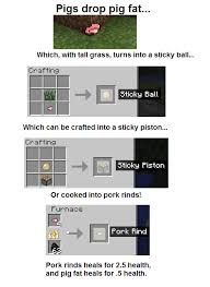 how to make a slimeball in minecraft. Slime Balls Too Hard To Get? The Alternative: Pig Fat! How Make A Slimeball In Minecraft