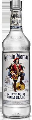 does capn morgan white rum have carbs
