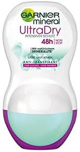 <b>Garnier</b> 50ml <b>Mineral</b> Ultra Dry 48 Hour Non Stop Anti Perspirant ...