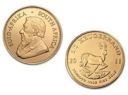 1 2 Ounce South African Krugerrand