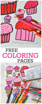 Free Coloring Page Colouring Pages For