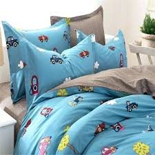 truck toddler bedding car bedding cotton car bedding sets for boys duvet cover set twin full