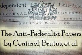 tumblr inline mrbxnspbqzrgp jpg the author of the centinel essays did not believe that a true separation of powers existed centinel argued that the government would become filled