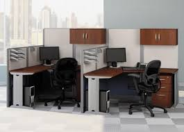 office cubicle desk. Bush Office In An Hour Cubicle Desk E