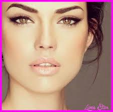 natural makeup eye look