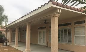 ultra patios solid stucco patio covers las vegas