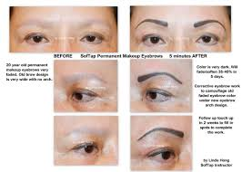 Softap Color Chart Softap Permanent Makeup Eyebrows And Corrective Camouflage