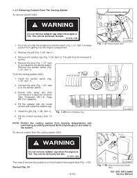 bobcat 642 skid steer loader service repair manual Bobcat Loader Parts Diagram 642 Bobcat Wiring Diagram #15