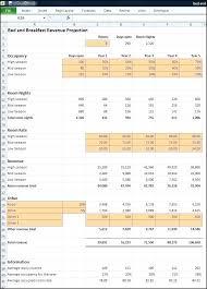 Revenue Forecast Template Excel Free Sales Forecasting