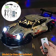 Led light for lego technic 42083 the bugatti chiron racing car creator building blocks toys christmas gifts (led only). Led Light Kit For Lego 42083 Bugatti Chiron Technic Set With Remote Controller Children Toys Building Blocks Light Model Building Kits Aliexpress