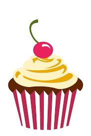 Pin By Stephanie Tarrer On Party Cupcake Logo Branding Cupcake