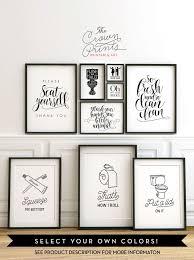 kids bathroom wall decor. Elegant Bathroom Wall Art Regarding Popular Best 25 Ideas On Pinterest Small With Plans 13 Kids Decor M