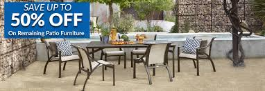 Aluminum Patio Furniture Patio Sets