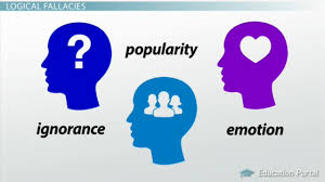 what are logical fallacies define identify and avoid them logical fallacies appeals to ignorance emotion or popularity