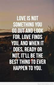 Looking For Love Quotes