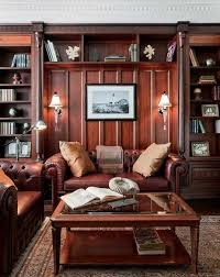 leather office couch. amazing retro home office design ideas with vintage for men leather couch