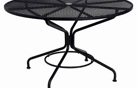 modern patio and furniture medium size metal patio dining table beautiful outdoor with umbrella wrought iron