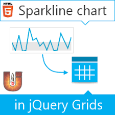 Jquery Sparkline Line Chart Example Html5 Sparkline Chart That Is A Perfect Fit For Your Jquery