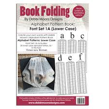 Free Book Folding Patterns Cool Decoration