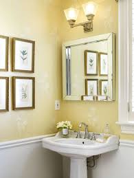 love the mirror and stencil powder room traditional powder room ideas t9 room