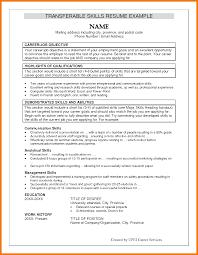9 Skills Section Of Resume Example Mbta Online