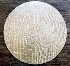 round table placemats beautiful round faux leather with hardwood table table mats kmart