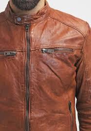 be edgy anton leather jacket cognac men leather jackets edgy black leather jacket