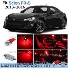 Scion Frs Led Lights Details About For 2013 2016 Scion Fr S Brilliant Red Interior Led Lights Kit 8 Pieces