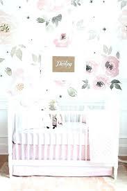baby girl wallpaper nursery touring oh so sweet blush pink glitter guide room b darling decor baby girl wallpaper nursery