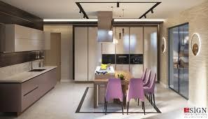 Insign Design A Special Home Modern Interior Design Fusion Arts