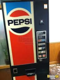 How Vending Machine Works New 48 48980's Vintage Dixie Narco 48 Pepsi Vending Machine Works