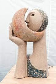 ellen #blasi #van #weg #deEllen BLASI VAN DE WEG | Sculpture clay, Ceramic  art, Sculpture art