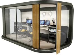 office pods. Office Pods (pega Seu Babador