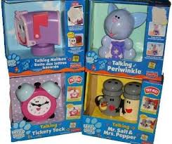 mailbox blues clues toy. Fine Toy NEW4 Blues Clues Talking Mailbox  In Toy W