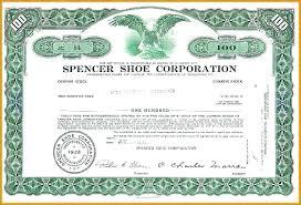 Shareholder Certificate Template Free Share Certificate Template Free Stock Certificate Template Free