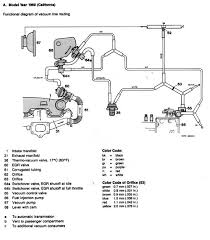 determining correct 1980 to 1985 diesel vacuum system hose and 1985 Mercedes W126 300sd Wiring Diagram 1981 to 1984 617 turbo diesel 1986 Mercedes 300SD