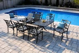 outdoor dining patio furniture. Modren Patio Patio Dining Tables For 6 Creating Poolside Traditional Outdoor  Other Metro By Insideout Furniture Throughout A