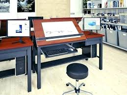 drafting table desk. Drafting Table Desk Standing Stand Up Height .