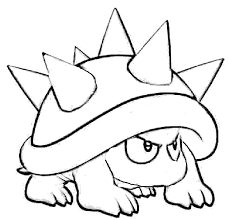 Baby Yoshi Coloring Pages To Print Clrg