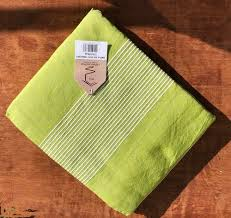 rajput extra large cotton lime green
