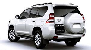 2018 toyota prado interior.  interior 2018toyotalandcruiserpradorearangle in 2018 toyota prado interior