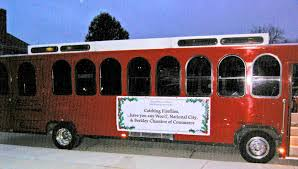 the chamber door events berkley chamber sponsors a shopping trolley