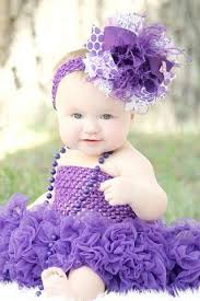Purple Passion Over The Top Hair Bow Starting Young Not Waiting Till
