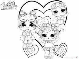 Printable Coloring Pages Lol Dolls Best Of Lol Dolls Coloring Pages