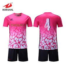 Football Shirt Designs Custom Sublimation Design Football Shirt Maker Soccer Jersey Sets Custom Team Uniforms Kits Soccer Jerseys For Men And Women Buy Soccer