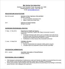 Resume Template Excel Contemporary Resume Template 4 Free Word Excel