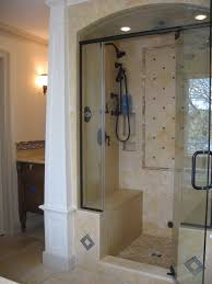 ... Fascinating Stand Up Glass Showers Glass Shower Wall Panels Homeideasn  For The Home: ...