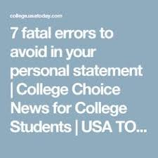 How to Write a Personal Statement for Public Health    Steps How to Skillfully   and Successfully   Revise Your AMCAS Personal Statement