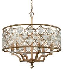 elk lighting 32097 6 armand matte gold 24 inch 6 light chandelier undefined